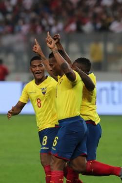 Ecuador presentó la lista provisional para la Copa América