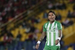Atlético Nacional despide a Dayro Moreno por reiteradas faltas disciplinarias