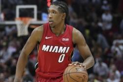 Heat confirman recuperación; derrotas sorpresas de Spurs y Thunder (Resumen)