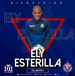 Ely Esterilla no pudo ser inscrito por Olmedo