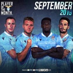 'Felipao', nominado a mejor jugador de septiembre