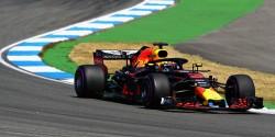 Ricciardo, el más rápido en la primera sesión de entrenamientos libres