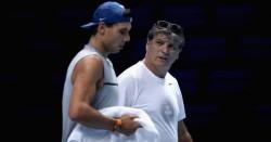 """Toni Nadal dice que su sobrino """"convive con el dolor y los calmantes desde 2005"""""""