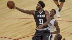 Sixers con Embiid no ceden en su campo; Pacers y Jazz se recuperan