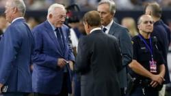 Jones dice que sus Cowboys no tienen a un receptor número uno