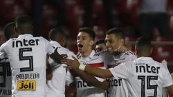 Destacan Arboleda y Rojas en la victoria de Sao Paulo