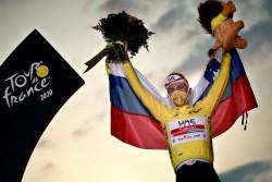 Pogacar se impone en el Tour de Francia