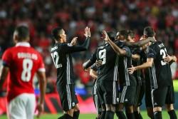 """Con la capitanía del """"Toño"""", el United gana en Lisboa"""