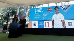 Nadal, Zverev, Thiem, Cilic y Del Potro jugarán el Abierto de Acapulco