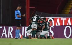 Palmeiras golea a River y tiene un pie en la final de la Copa Libertadores