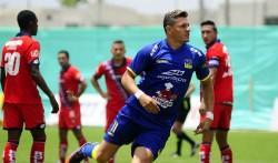 El delantero Carlos Garcés queda por fuera de la selección Ecuador por lesión