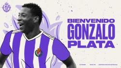 Gonzalo Plata jugará en el ascenso español