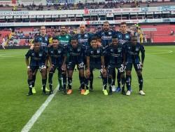 Duelo de ecuatorianos en victoria de Querétaro