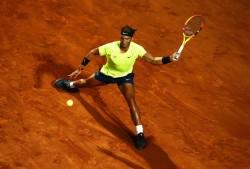 Nadal imparable, Djokovic pasa un susto en Roma (Resumen)