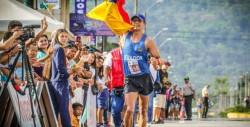 Ecuador y Perú triunfan en los 20 kilómetros de marcha masculina y femenina