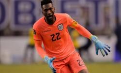 Alexander Domínguez jugará en Uruguay