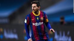 Messi no seguirá en el FC Barcelona