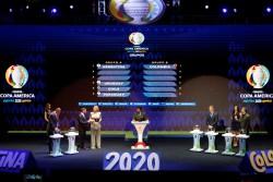 Todo listo para la Copa América 2020
