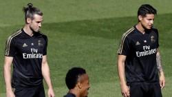 Bale y James viajan a Salamanca; descansan Ramos, Modric, Kroos y Rodrygo
