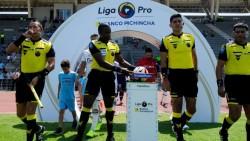 LigaPro asegura que los árbitros no paralizarán el torneo