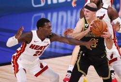 (124-114) James y Davis vuelven a exhibirse y Lakers ya tienen ventaja de 2-0