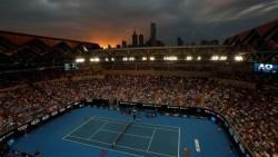 La contaminación en Melbourne por los fuegos afecta al Abierto de Australia