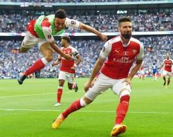 (2-1) El Arsenal sorprende al Chelsea y conquista su 13ª título de FA Cup