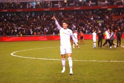 'Paco' Rodríguez cumple desafíos (TWEET)