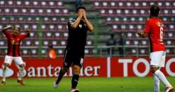 Gaibor, autocrítico con su primer semestre en Independiente