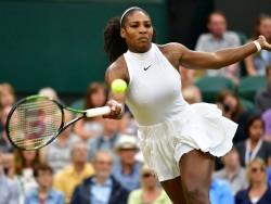 Serena Williams se prueba en Nueva York de cara a su regreso en Indian Wells