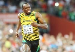 Bolt espera hacerse un hueco en el Borussia Dortmund tras entrenar con ellos