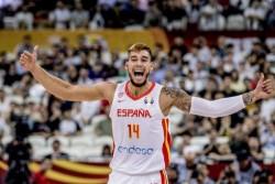 (90-78) España, a semifinales por la puerta grande tras 13 años de espera