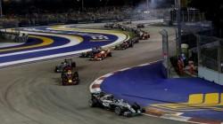 El Gran Premio de Singapur seguirá en el Mundial de Fórmula Uno hasta 2021