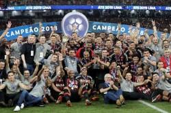 Chapecoense agradece a Atlético Paranaense por clasificarlo a la Sudamericana