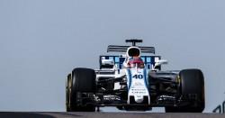 Kubica reivindica su valía en la primera jornada de test en Yas Marina