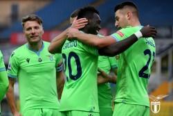 'Felipao' fue elegido como el mejor del duelo entre Lazio y Parma