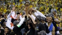 Warriors admiten que desean ganar un título más en Oakland antes de dejar sede