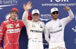 Valtteri Botas seguirá en Mercedes en 2018