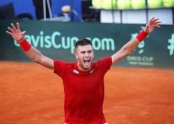Borna Coric devuelve a Croacia a una final
