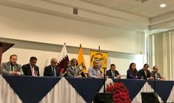 Se firmó el Acuerdo de Cooperación entre Ecuador y Qatar