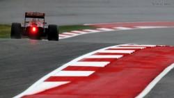 La FIA incorpora un nuevo bordillo en curva 2 para evitar salidas de trazado