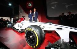 """Alfa Romeo celebra su vuelta a la Fórmula 1, la """"vitrina que le corresponde"""""""