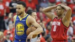 (113-118) Curry y Thompson ponen a Warriors en finales por quinta vez seguida