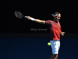 Federer pone en duda su participación en Australia