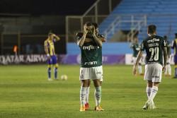 (1-3) Palmeiras supera a Delfín y saborea su pase a cuartos en la Libertadores