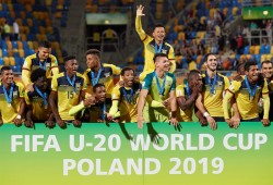 (0-1) Ecuador hace historia con el tercer puesto del Mundial de Polonia