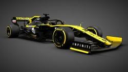 Renault presenta el monoplaza de Ricciardo y Hülkenberg para 2019