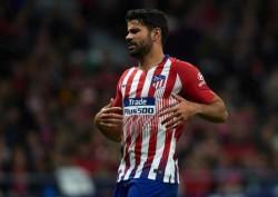Diego Costa, lesionado con un golpe en un pie