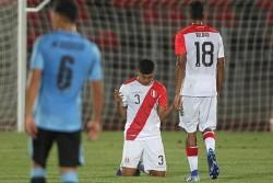 Perú rentabiliza un penalti para tumbar al vigente campeón Uruguay