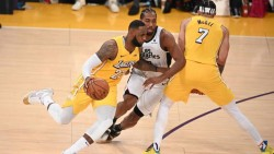 Lakers y Clippers jugarán el 9 de abril partido aplazado por muerte de Bryant